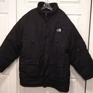 Men's The North Face 800 Down Fill Parka Coat 3XL